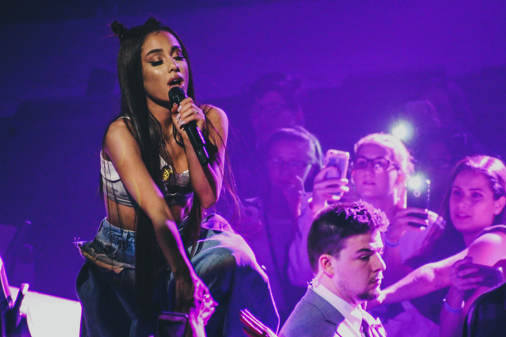 Ariana Grande | PLEASE DO NOT REPOST WITHOUT CREDIT all my l… | Flickr