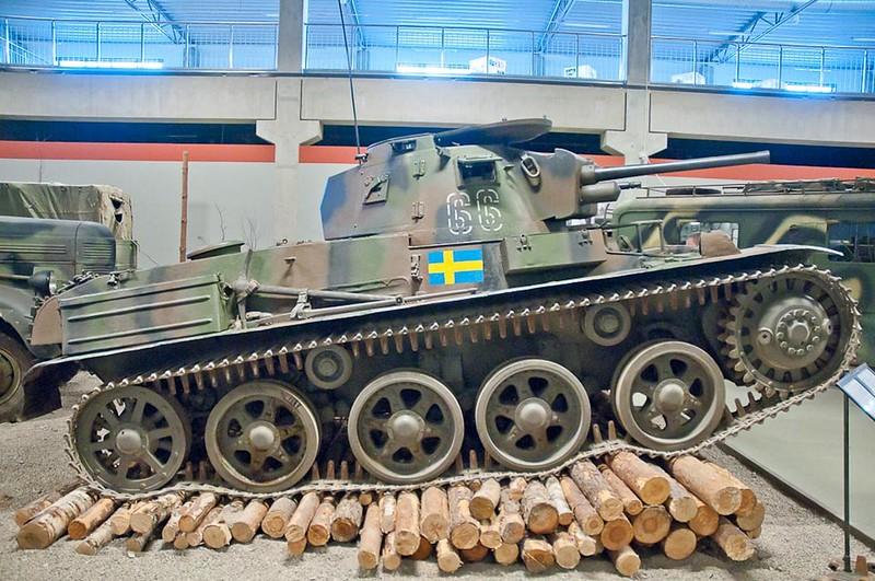 Stridsvagn m-38 4