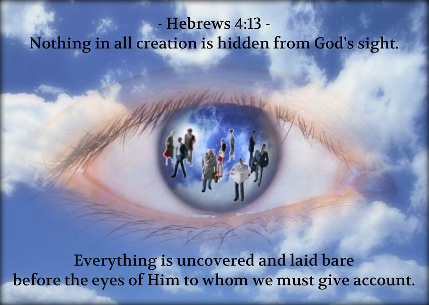 Image result for hebrews 4 13
