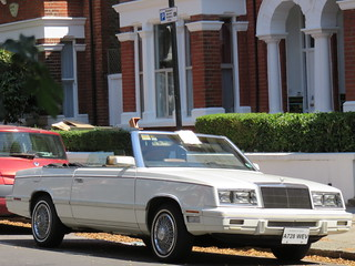 1983 Chrysler LeBaron. | by bramm77