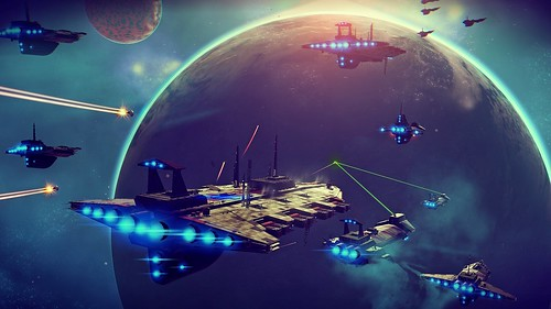 No Man's Sky PGW | by PlayStation Europe