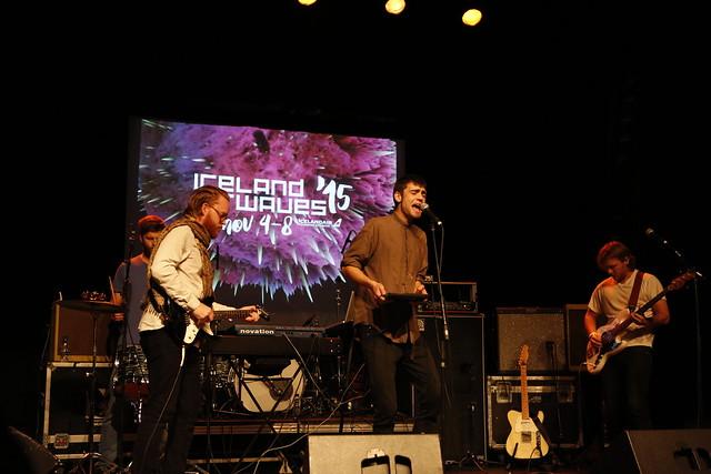 Mafama - Iceland Airwaves 04.11.15