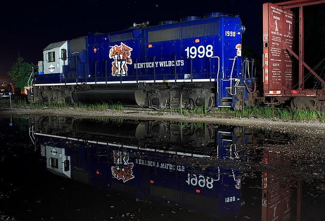 Paducah & Louisville. P&L 1998 Cecilia, KY.