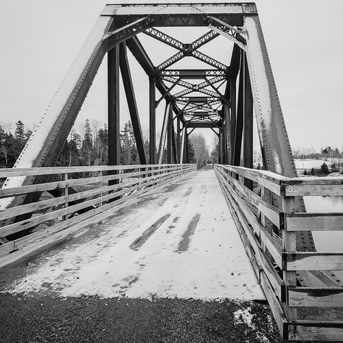 Bridge in snow | by chrism229
