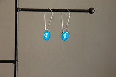 Up Cycled Earrings by Carrie Crocker
