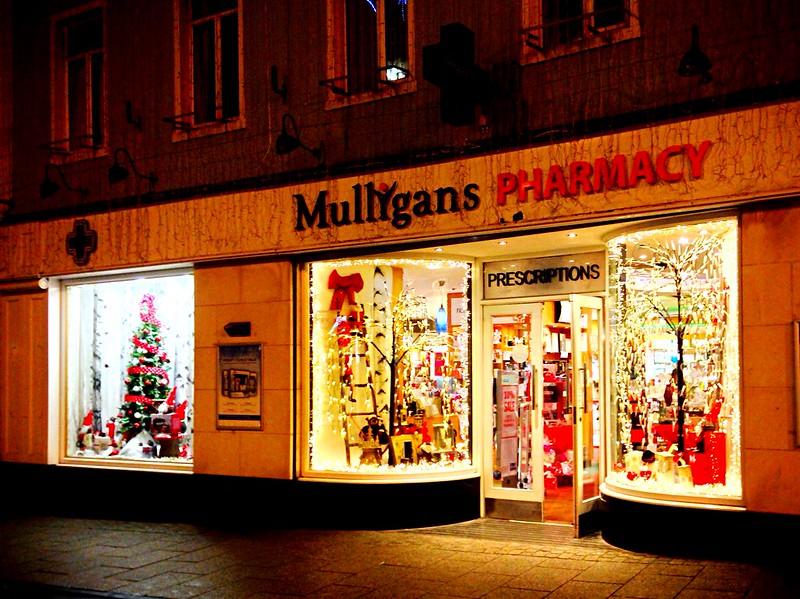 A festive Pharmacy