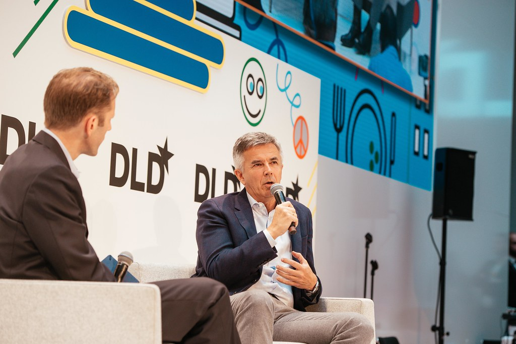 DLD Conference Speaker: Peter Schwarzenbauer