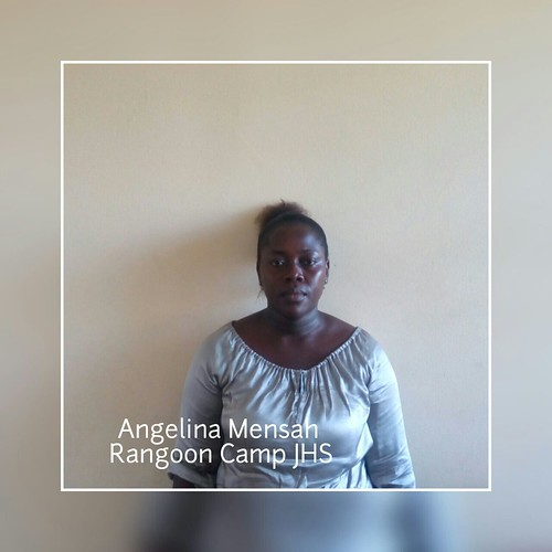 Mensah - Angelina | by STEM+Love=A Better World