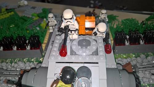 New Lego moc continuation