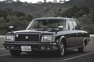 1984 Toyota Century | by Steven Tyler PJs