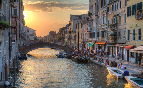 città city venezia venice tramonto sunset allaperto outdoor venedig venise venecia 威尼斯 венеция