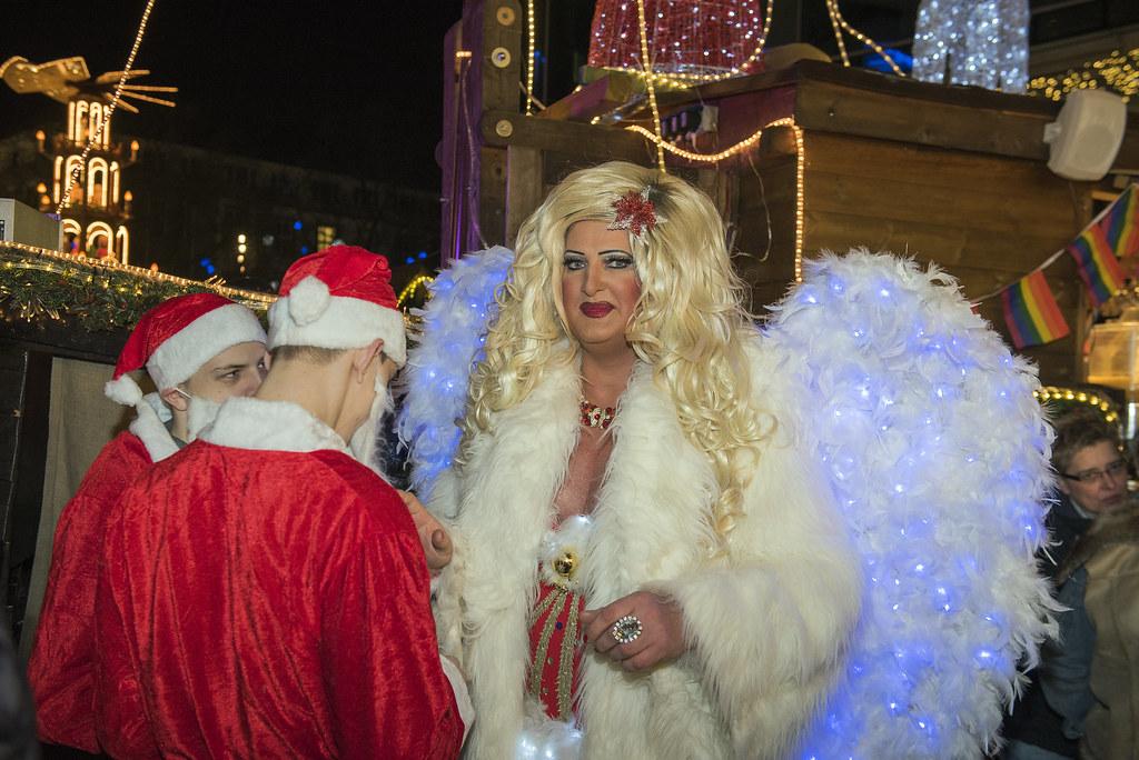 Schwul Lesbischer Weihnachtsmarkt Köln