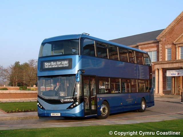 New Bus for Wales