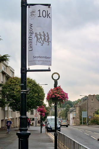 20150912 (Day 255) Linithgow High Street   by atp