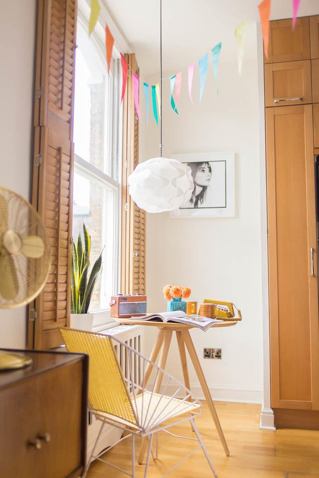 Midcentury 60s retro living room decor inspiration | Flickr
