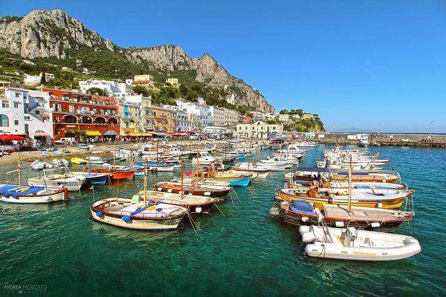 Marina Grande - Isola di Capri (Italy)