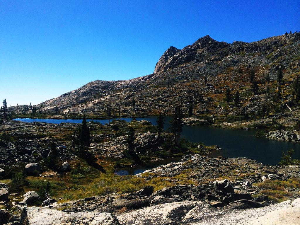 Island Lake, Desolation of Wilderness