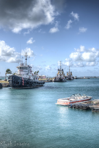 boat nikon d750 docklands tugboat bermuda hdr