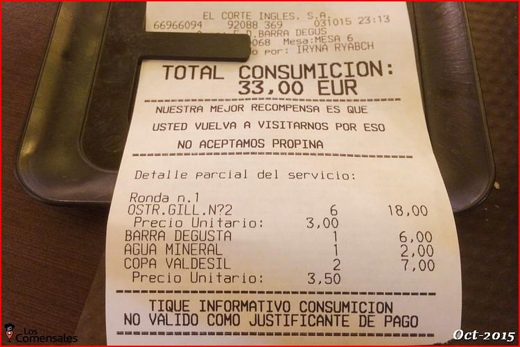 Ticket - Gourmet Experience | Fernando Medina | Flickr