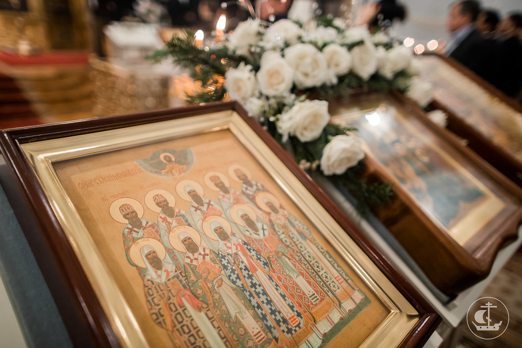 21 января 2017, Всенощное накануне  Недели 31-ой по Пятидесятнице / 21 January 2017, Vigil on the eve of the 31 th Sunday after Pentecost
