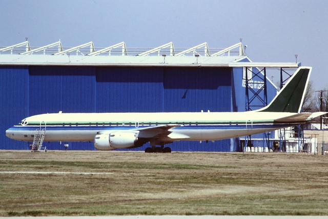 HZ-HM11 Douglas DC-8-72 46804 DAL 1997