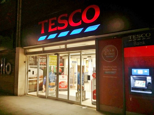 Tesco | by satguru