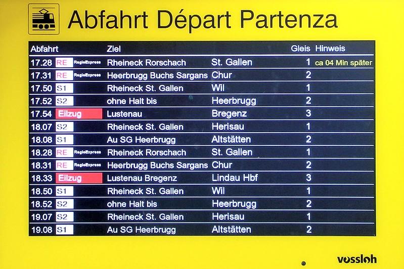 Federal Railway Switzerland