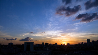 Bishan Sunset | by acroamatic