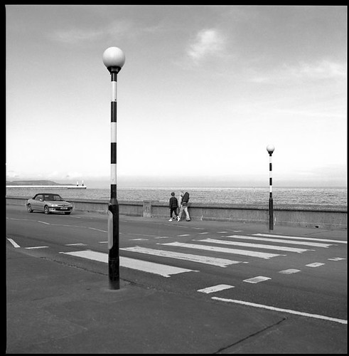 Sea crossing