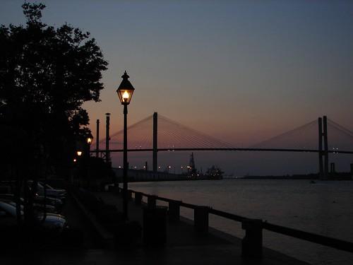 Sunset Bridge   by Penningtron
