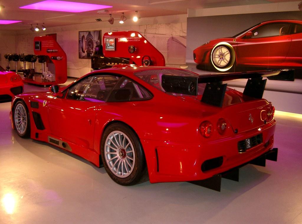 Ferrari F550 Gt Ferrari 550 Maranello Gt Andrew Flickr