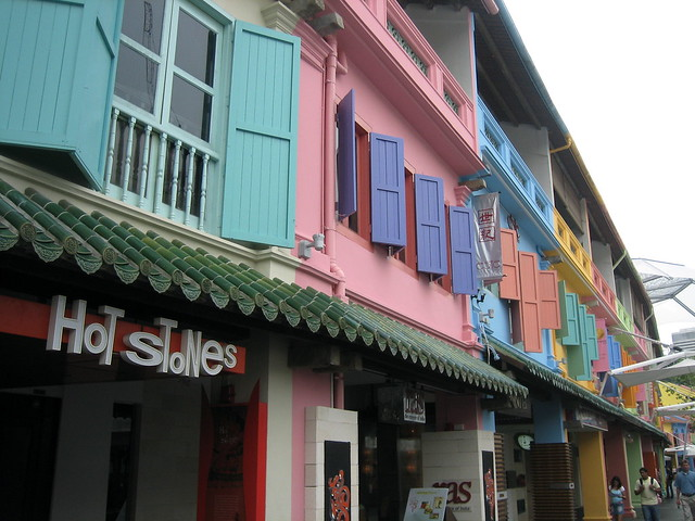Clark Quay buildings
