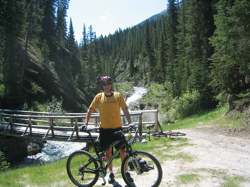 Cascade trail Mountain Biking | by Saint Urho