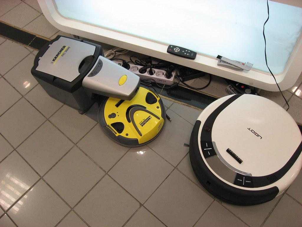 Karcher robot