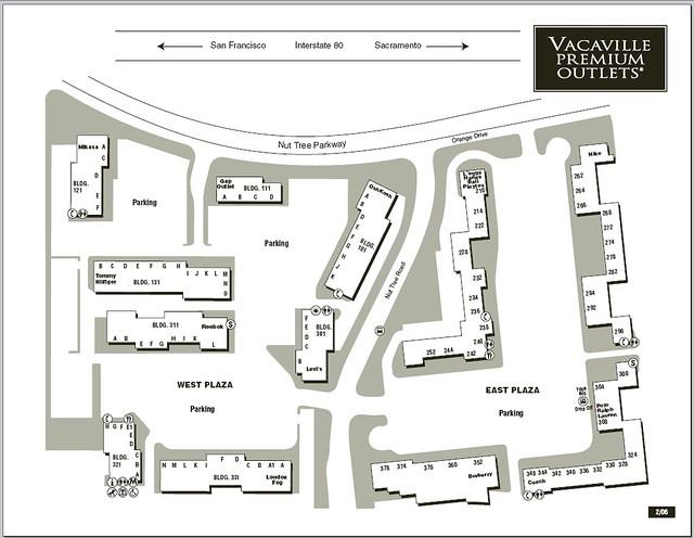 Vacaville Outlets Map >> Vacaville Outlets Map Jim Roger Webb Flickr