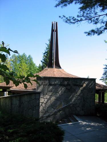 Father Marquette mission memorial