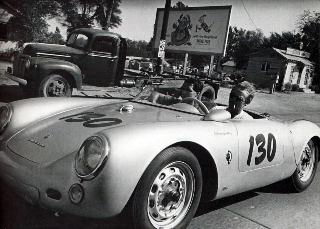 James Dean Porsche >> James Dean S Porsche 550 Spyder Cool Car Note I Did Not