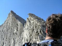 North Ridge Mt. Conness