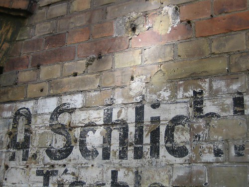 fading berlin signage | by samizdat co