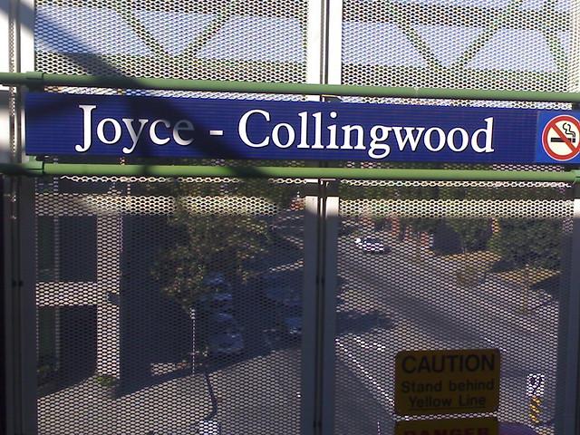 Joyce-Collingwood