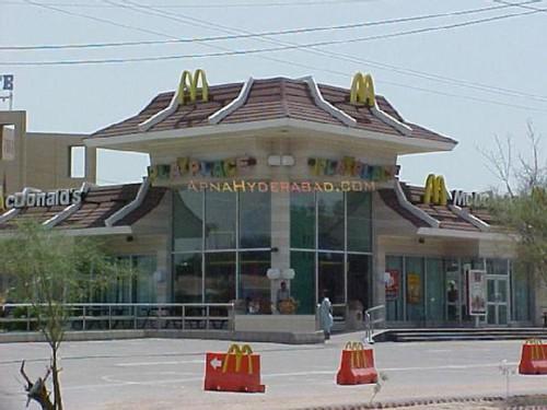 McDonalds in hyderabad,Pakistan | Sheryaar | Flickr