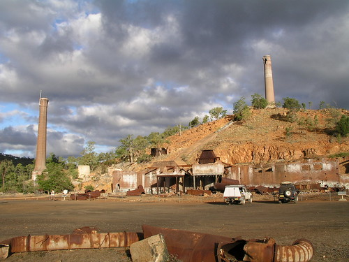 The old smelters | by commscentral