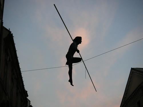 Balancing lady | by orangebrompton