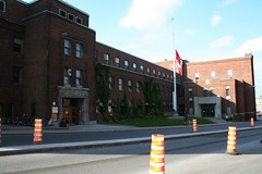 McGill Athletics Sport Centre