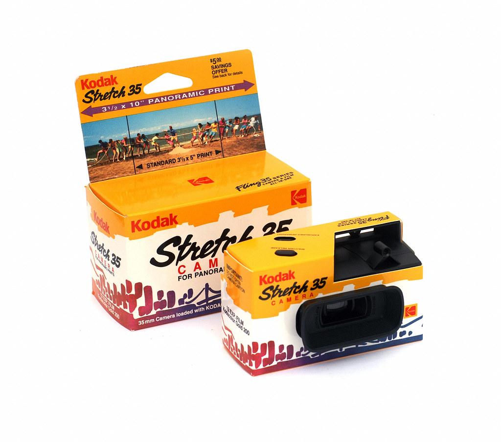 Kodak Stretch 35 Disposable 35mm Camera