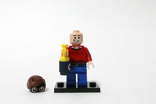 Batman Movie 71017 Lego Dick Grayson Minifigure