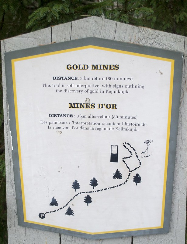 Kejimkujik - Gold Mine Trail