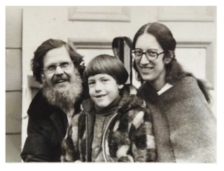 Dick, Peter, and Martha (late 1980)