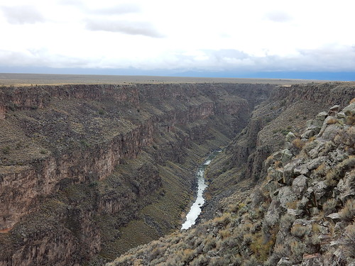 Rio Grande Gorge Bridge - 1