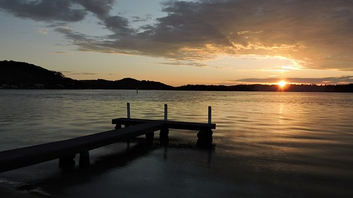 sea sky water ferry clouds sunrise boats dawn boat nikon marine scenery rocks waterfront australia wharf views nsw coolpix daybreak brisbanewater woywoy p600 seaviews nswcentralcoast centralcoastnsw